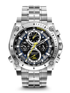 Bulova Watch Reviews of Bulova Men's 96B175 Precisionist Stainless Steel Watch