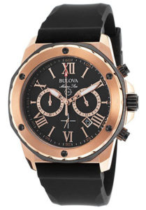 Bulova Watch Reviews of Bulova Men's 98B104 Marine Star Calendar Stainless Steel Dress Watch