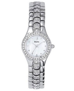 Bulova Watch Reviews of Bulova Women's 96T14 Crystal Watch