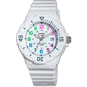 White Watches for Women of Casio Women's LRW200H-7BVCF Watch