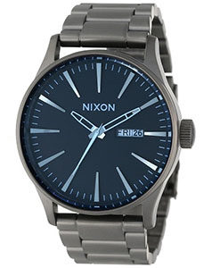 Nixon Men's A3561 Sentry Stainless Steel Watch