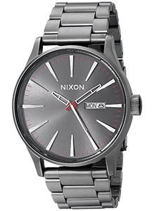 Nixon Watches Review of Nixon Men's A3561 Sentry Stainless Steel Watch
