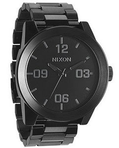 Nixon Watches Review of Nixon Men's Corporal Stainless Steel Watch