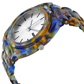 Nixon Women's A3271116 Time Teller Acetate Watch