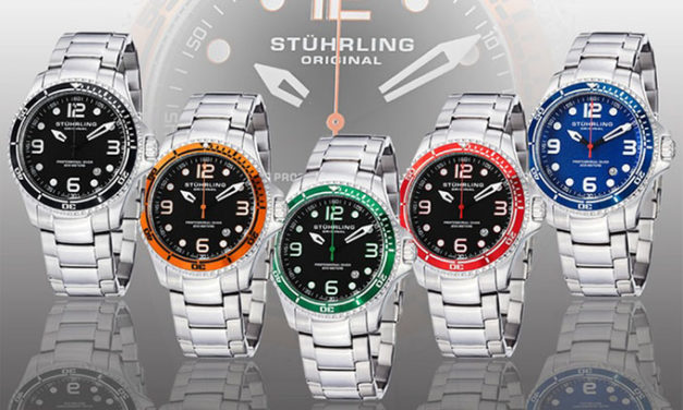 Stuhrling Watches Review-Top 6 Stuhrling Watches Collection and Review