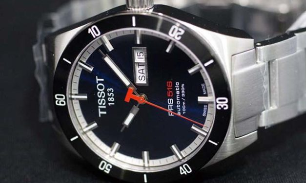 Tissot Watches Review – Top 5 Tissot Watches Collection and Reviews
