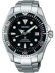 Best Watches Under 1000 of SEIKO PROSPEX Men's Watch Diver Mechanical Self-winding (with manual winding) Waterproof 200m Hard Rex SBDC029
