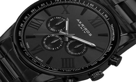 Akribos Watches Review – Top 6 Akribos Watch Collection and Reviews