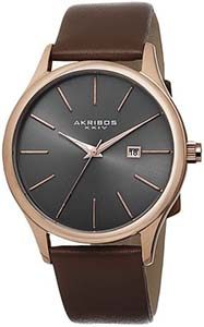 Akribos XXIV Men's AK618RG Essential Dress Watch